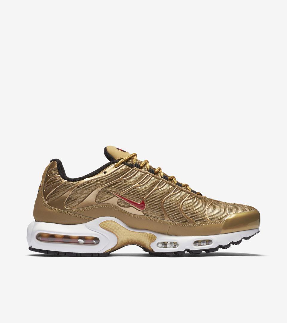 air max donna gold