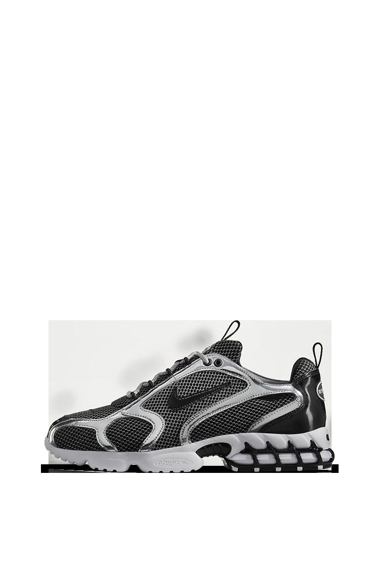 Nike x Stüssy Air Zoom Spiridon Cage 2 'Pure Platinum' Release ...