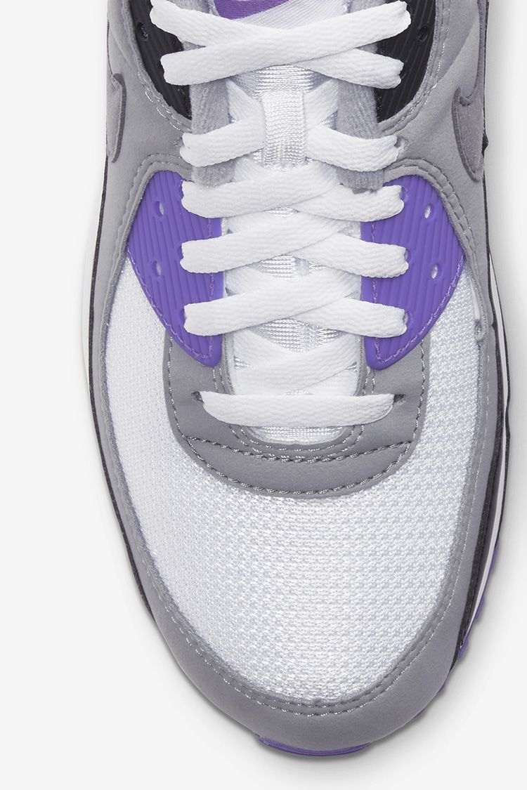 Air Max 90 'Hyper Grape/Particle Grey' Release Date. Nike SNKRS MY