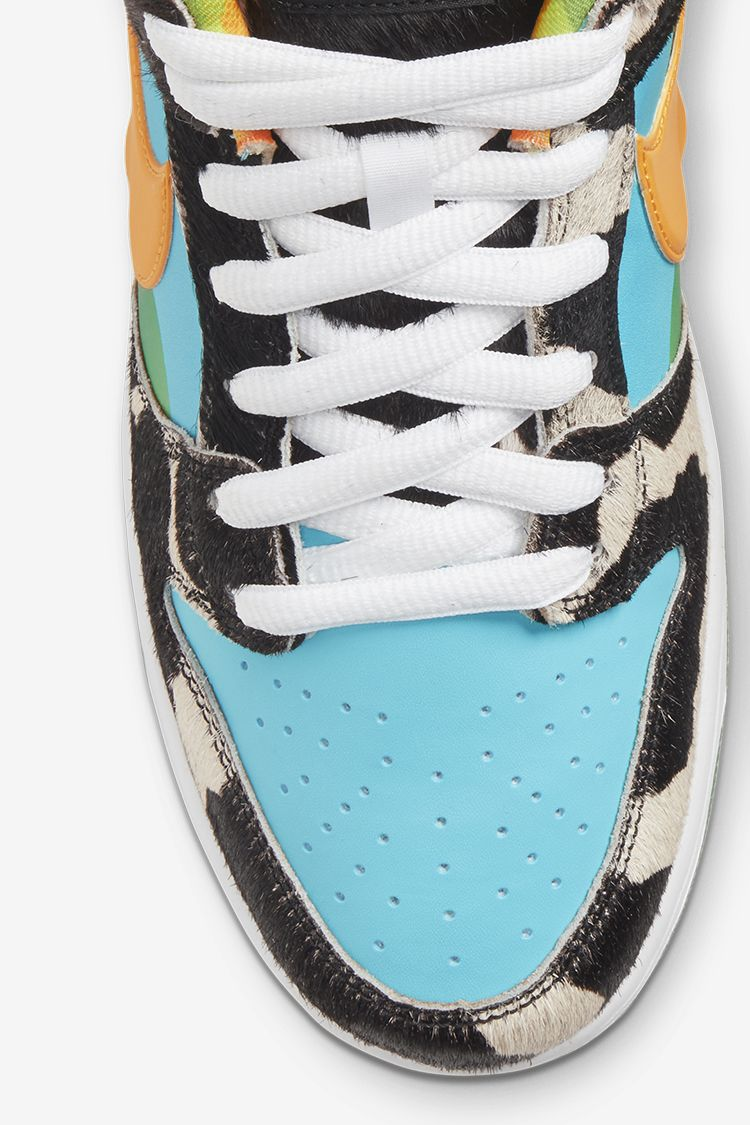 SB Dunk Low x Ben & Jerry's 'Chunky Dunky' Release Date. Nike ...