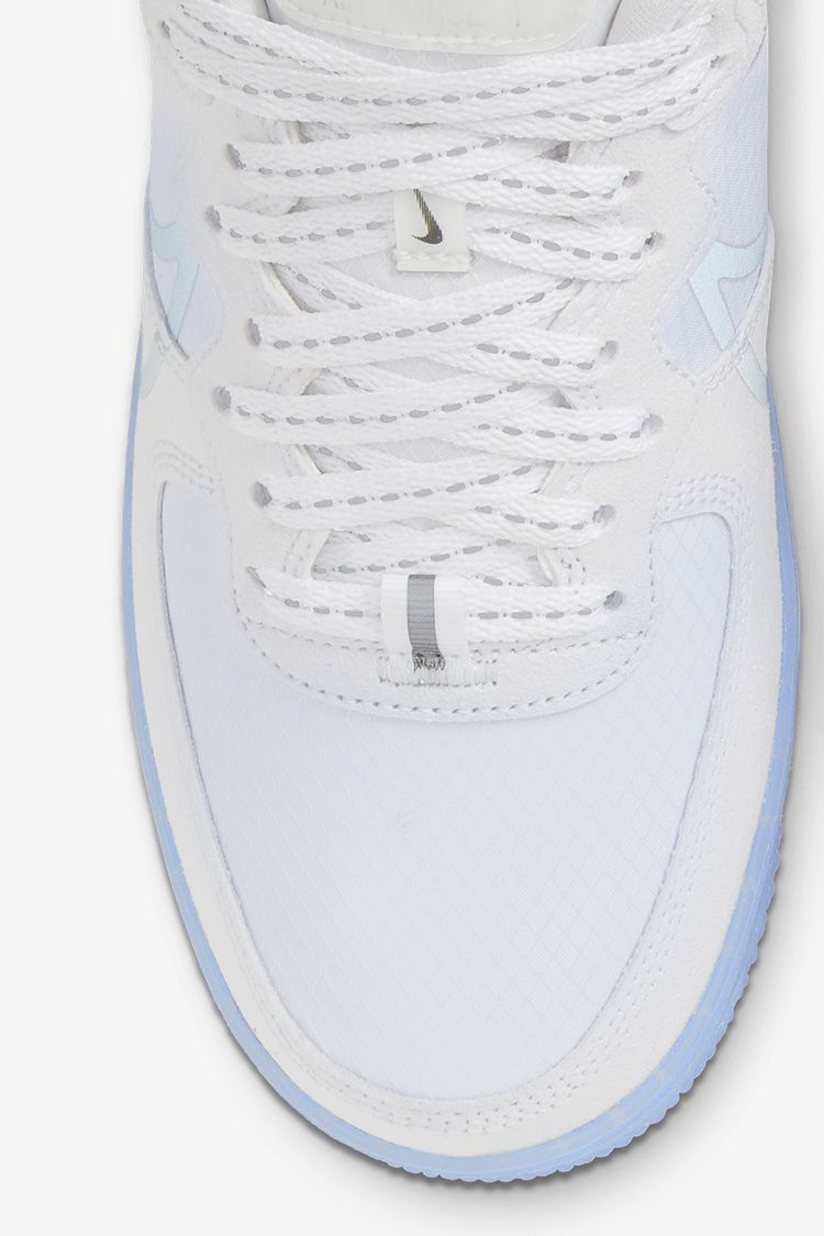 Air Force 1 React 'Light Bone' Release Date. Nike SNKRS MY