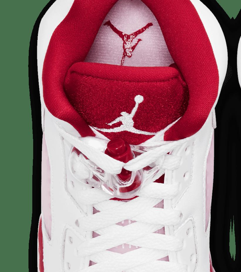 Big Kids Jordan 5 'Pink Foam' Release Date. Nike SNKRS