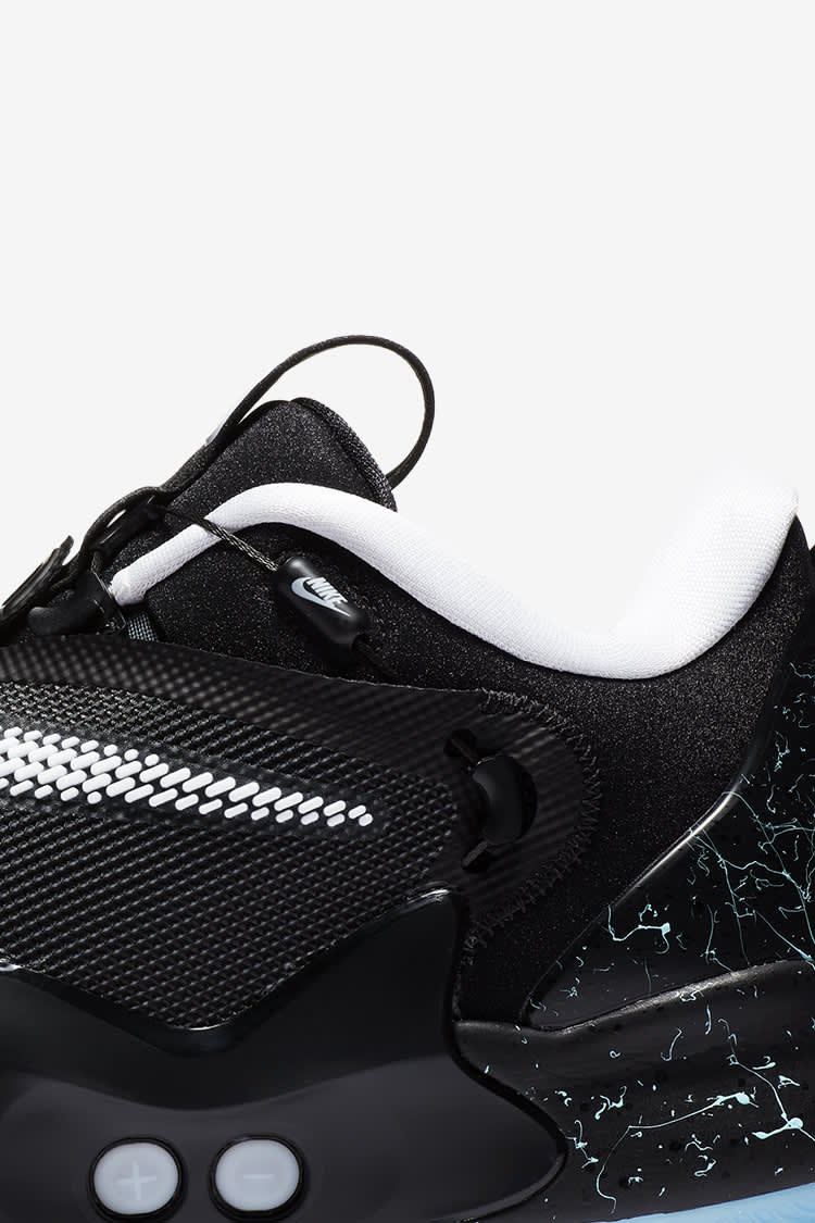 Adapt Bb 2 0 Black Mag Release Date Nike Snkrs Sg
