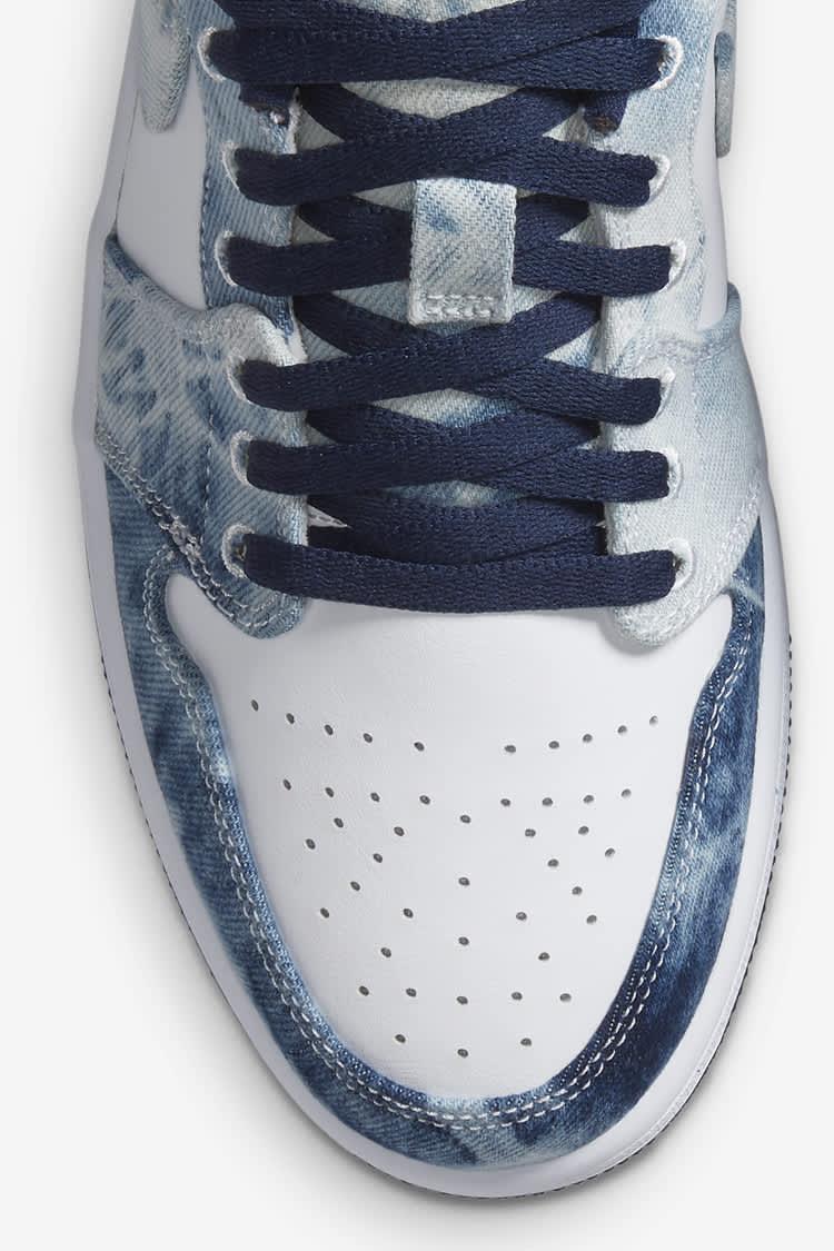 Air Jordan 1 Low SE 'Washed Denim'