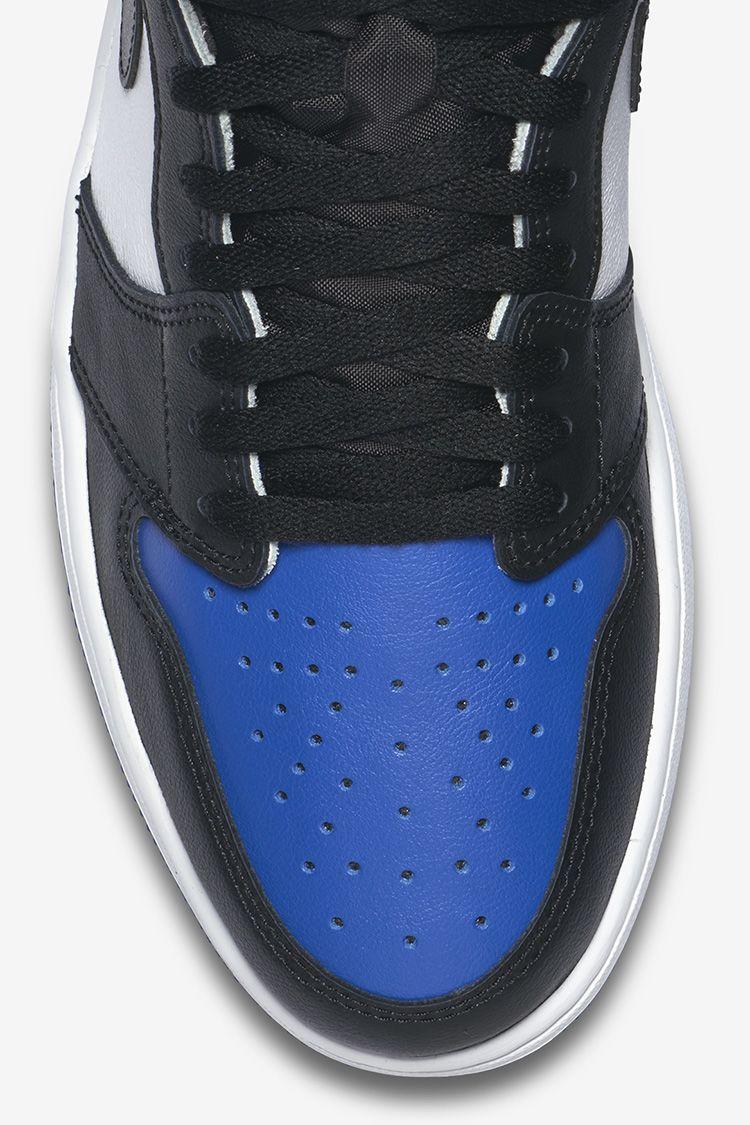 Air Jordan 1 White Royal Release Date Nike Snkrs