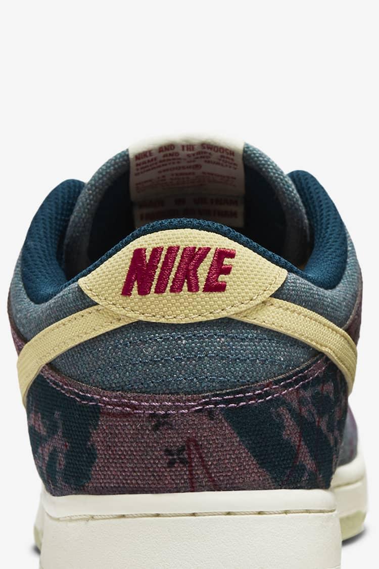 Dunk Low Community Garden Release Date Nike Snkrs
