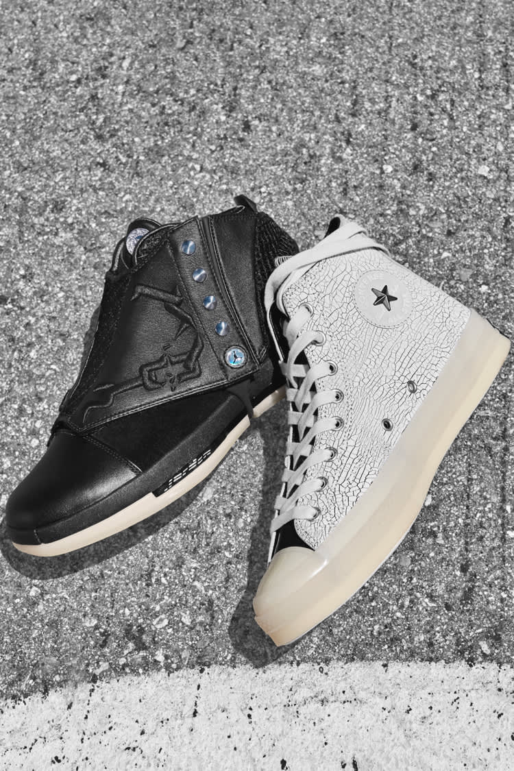 x Converse Pack 'Air Jordan 16 \u0026