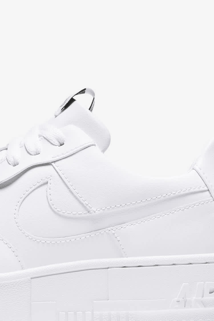 Women's Air Force 1 Pixel 'White' Release Date. Nike SNKRS