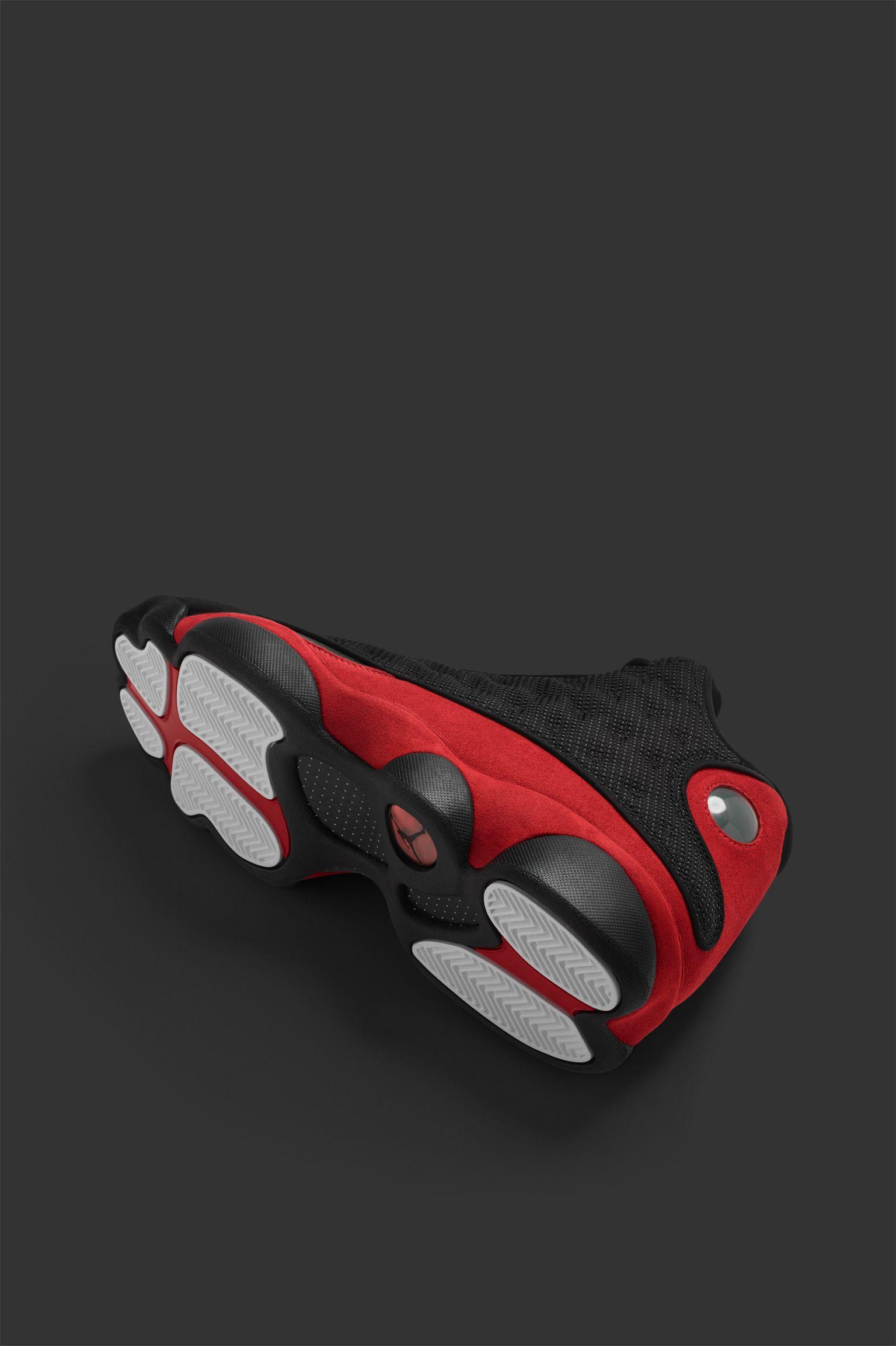 Air Jordan 13 Retro 'Bred' 2017 Release Date. Nike SNKRS