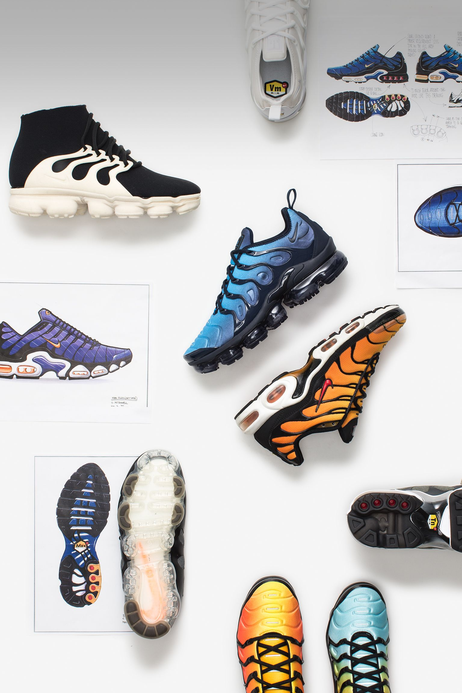 Behind The Design: Nike Air VaporMax Plus. Nike SNKRS IE