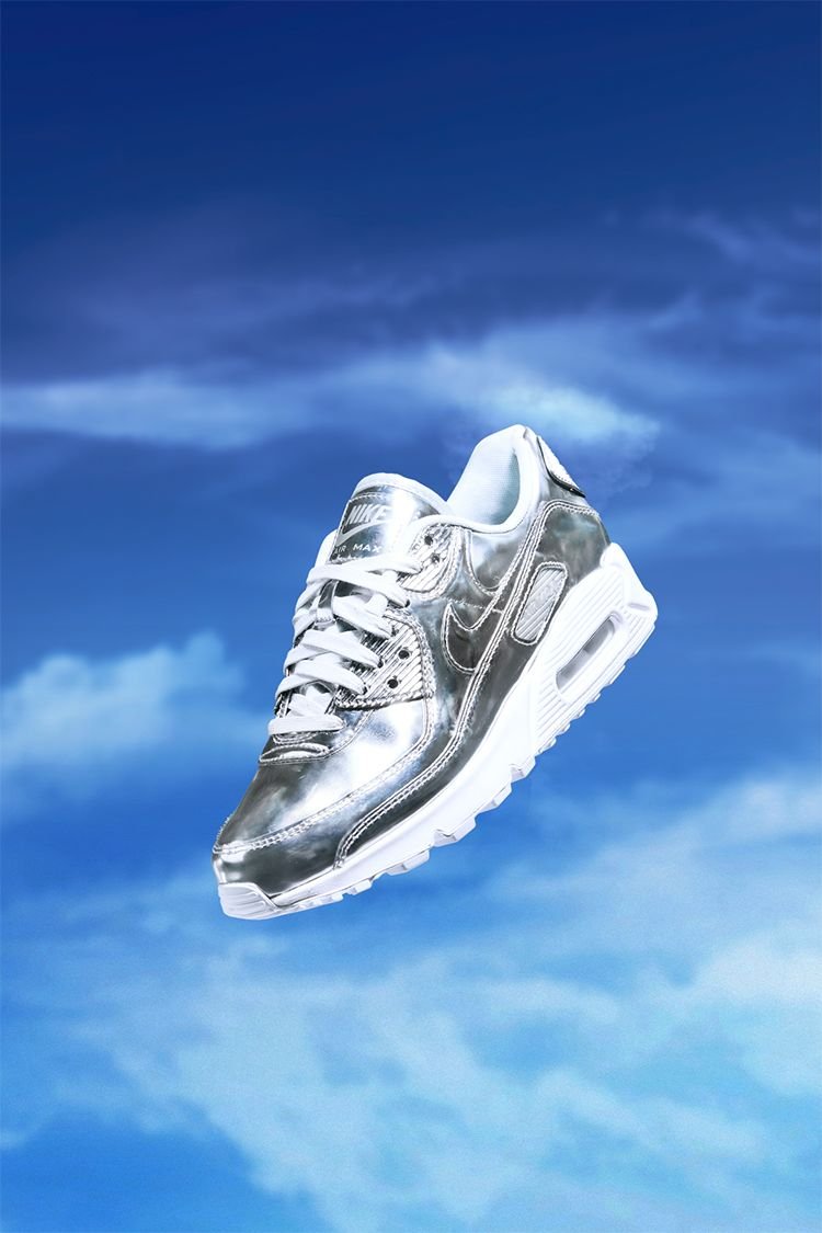 air max 90 chrome
