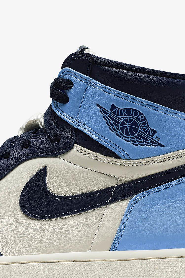 Air Jordan I 'Obsidian' Release Date. Nike SNKRS MY