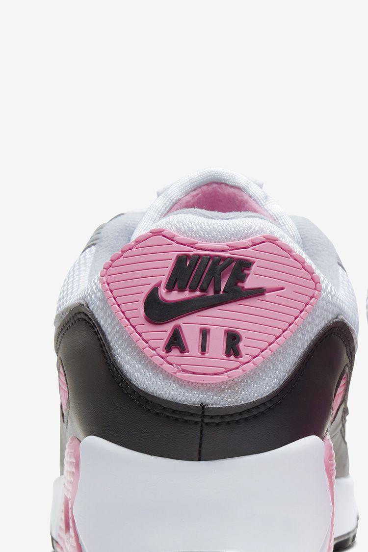air max femme rose