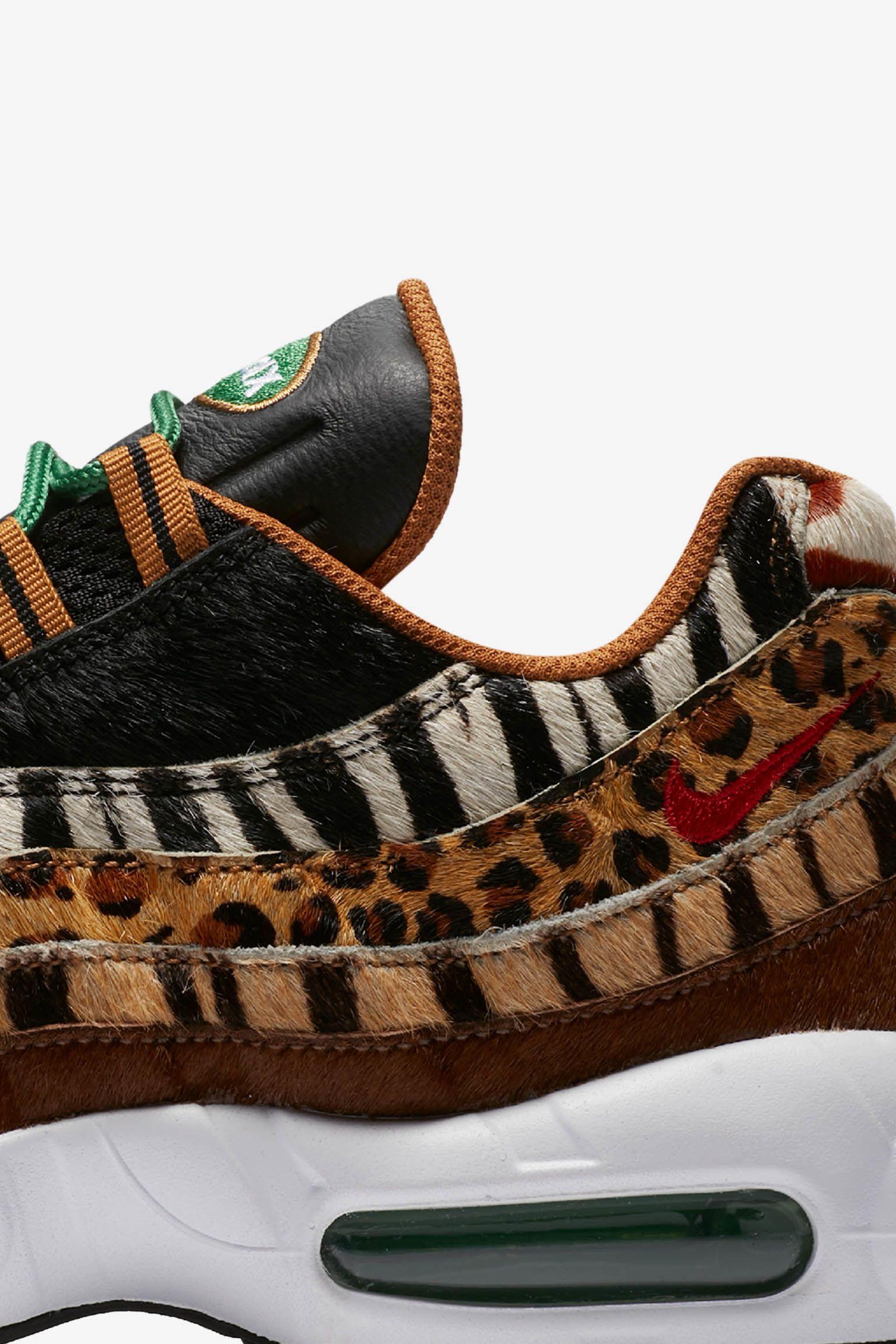 air max 95 leopard