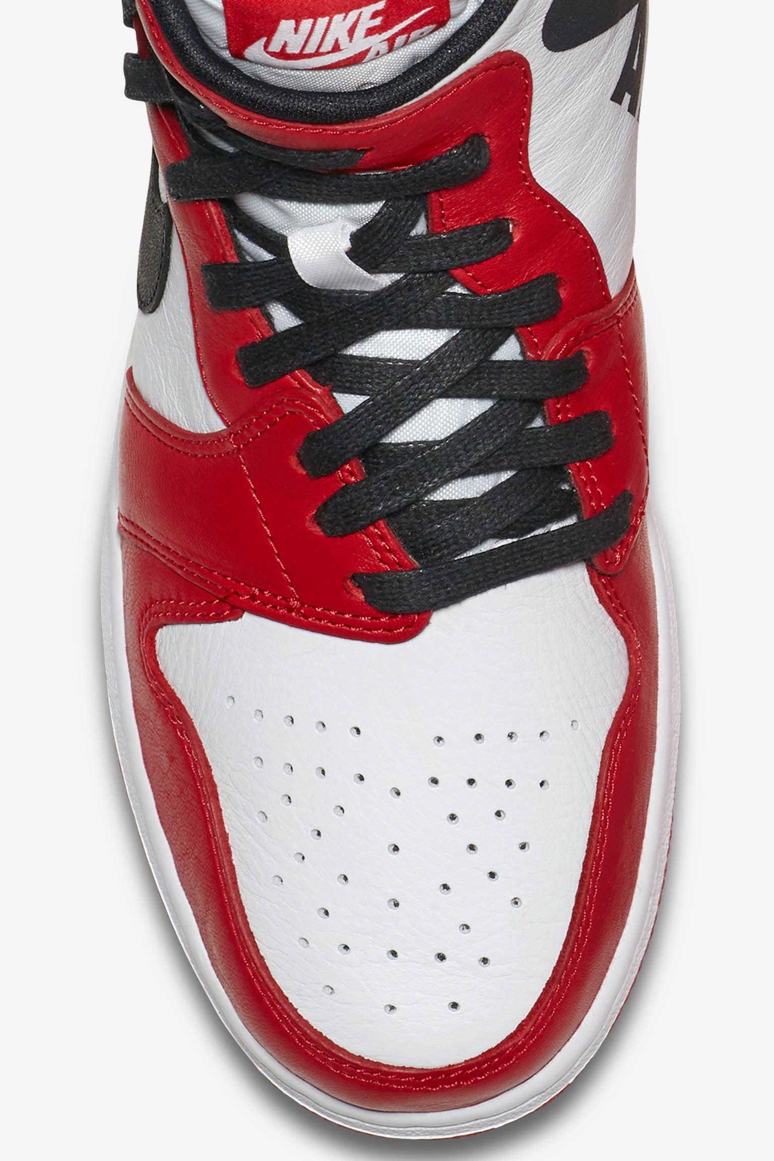 Wmns Air Jordan 1 Rebel XX 'Chicago'