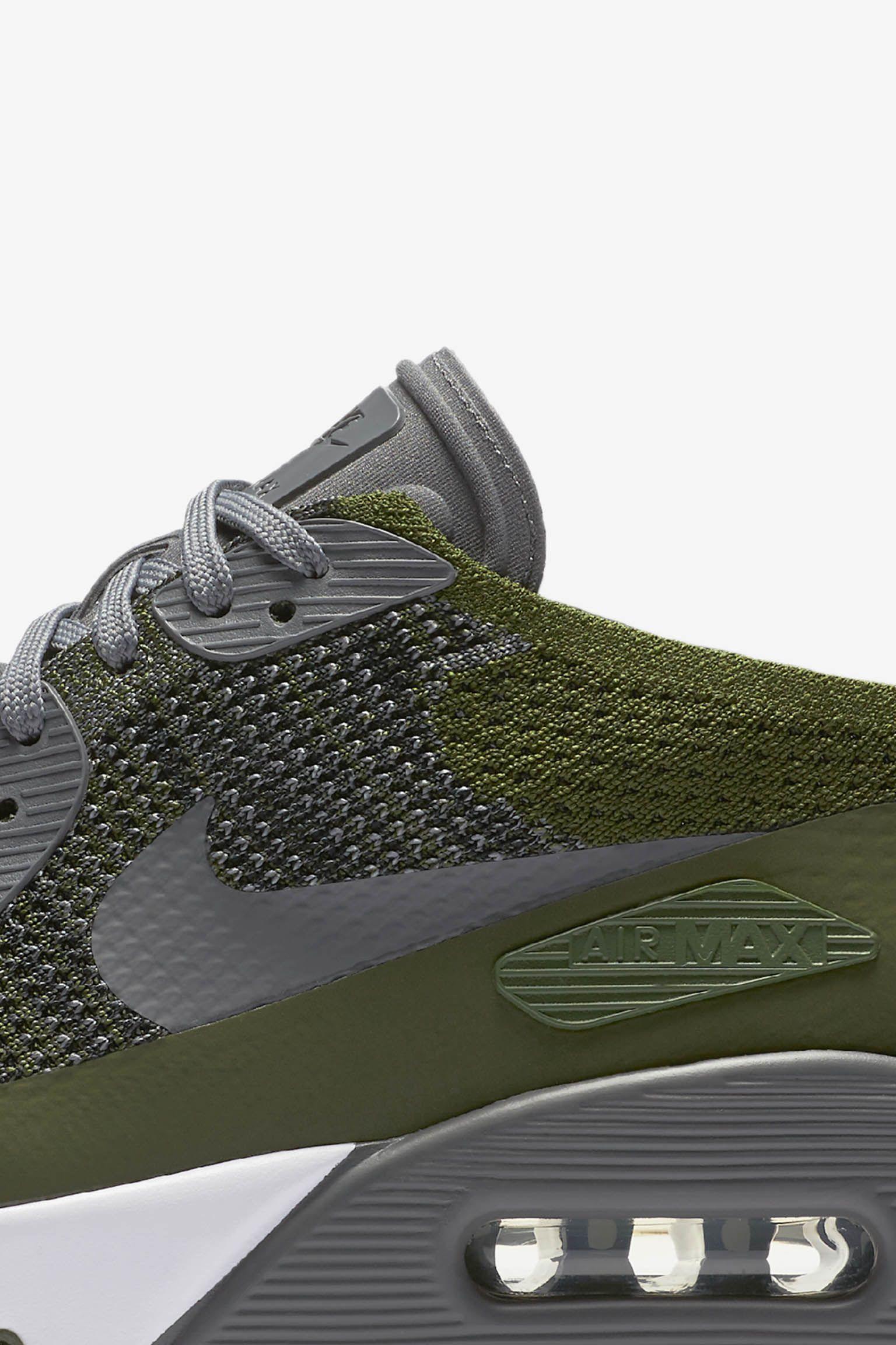 Nike Air Max 90 Ultra 2.0 Flyknit