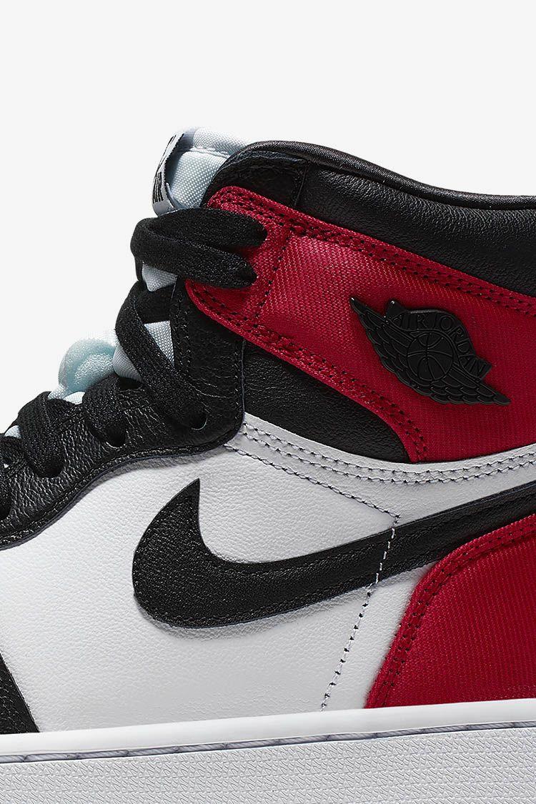 Women's Air Jordan I 'Black Toe' Release Date. Nike SNKRS