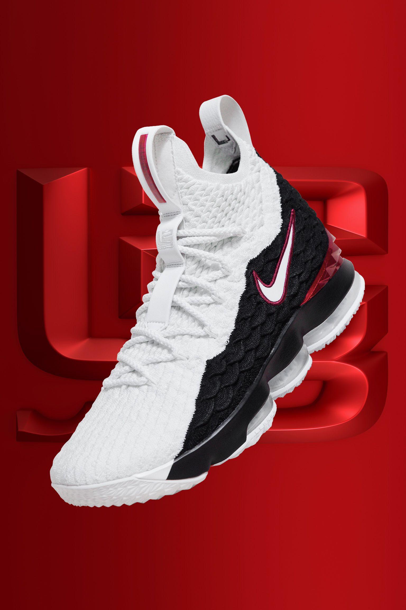 Nike Lebron 15 LeBron Watch 'Air Zoom Generation'. Nike SNKRS