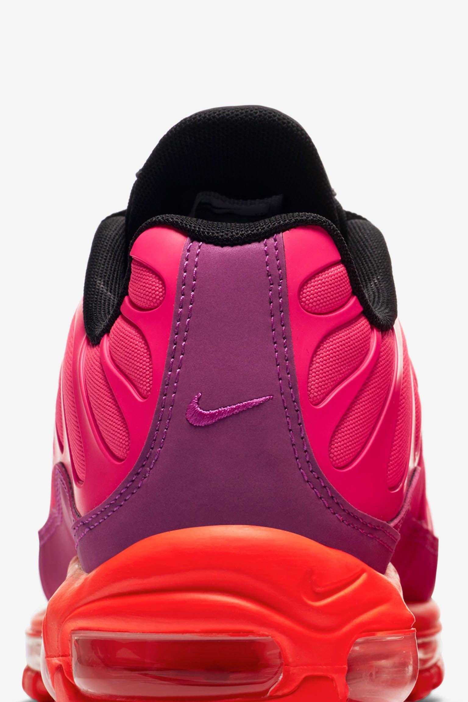 Nike Air Max 97 / Plus 'Racer Pink & Hyper Magenta' Release Date ...