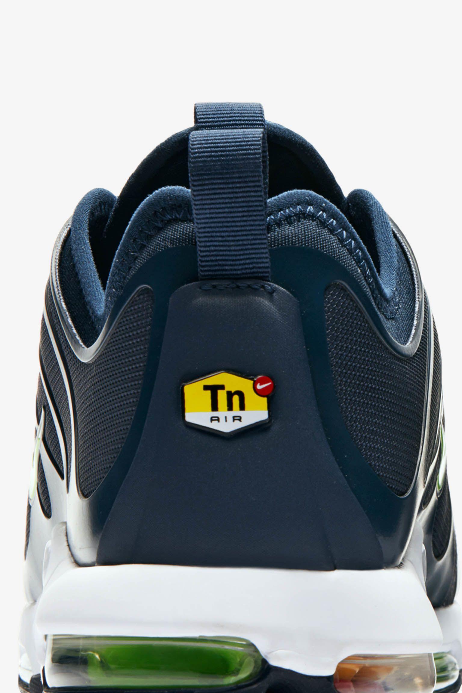 Nike Air Max Plus Tn Ultra 'Binary Blue' Release Date. Nike SNKRS LU
