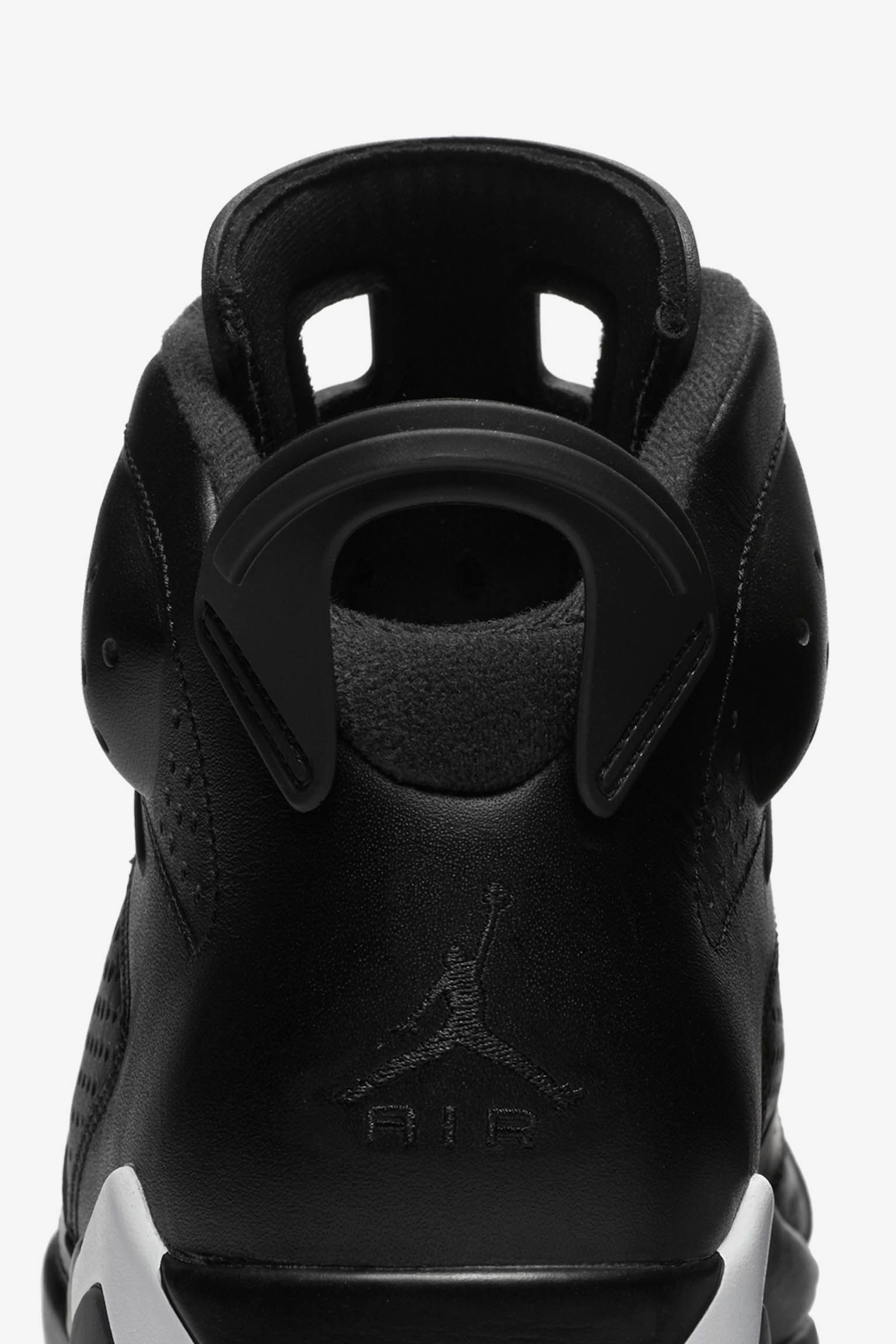 Air Jordan 6 Retro 'Black'. Nike SNKRS