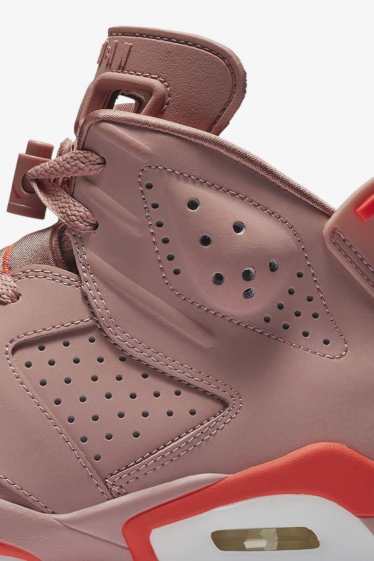 Women's Air Jordan 6 Retro NRG 'Aleali May' Release Date. Nike SNKRS