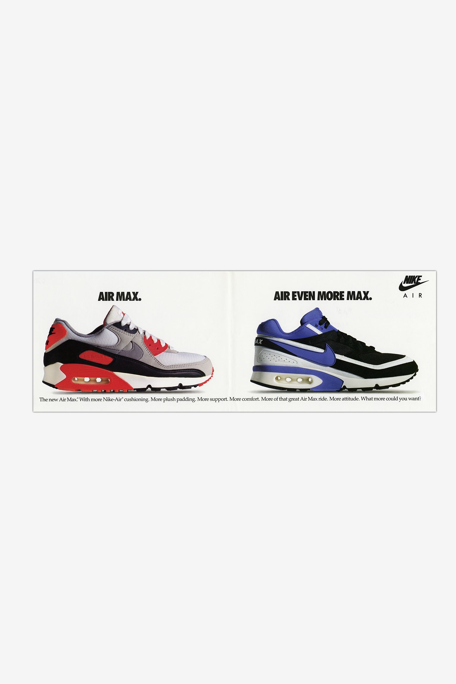 Inside the Vault: Nike Air Max BW 'Big Window'. Nike SNKRS