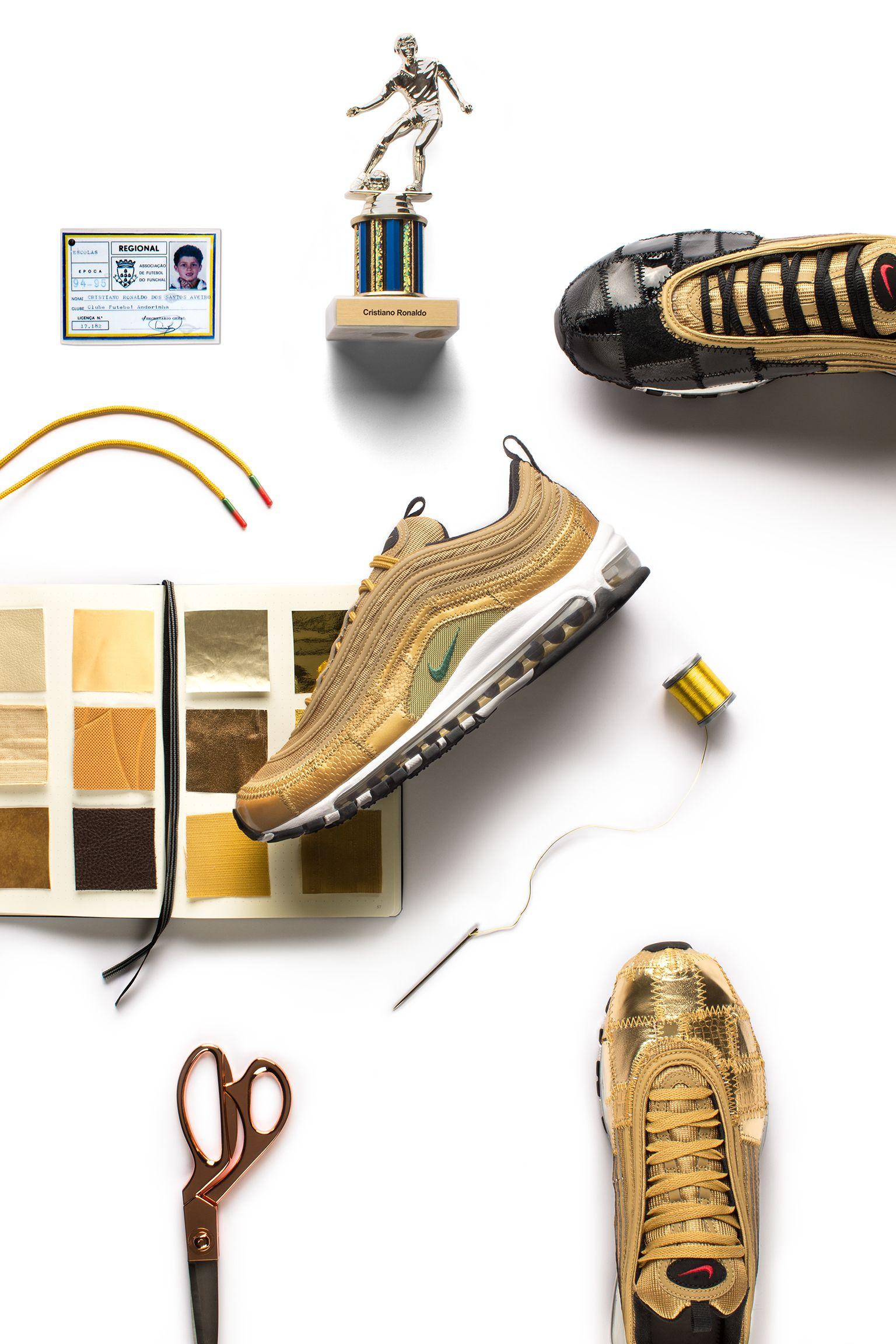 Behind the Design: Air Max 97 CR7. Nike SNKRS GB