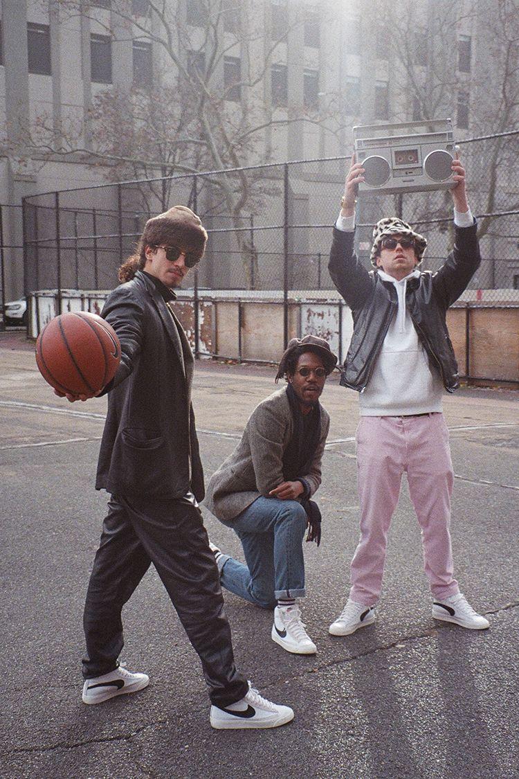 Nike Blazer Class 1977 Vintage 'Slam Jam' Release Date. Nike SNKRS FI