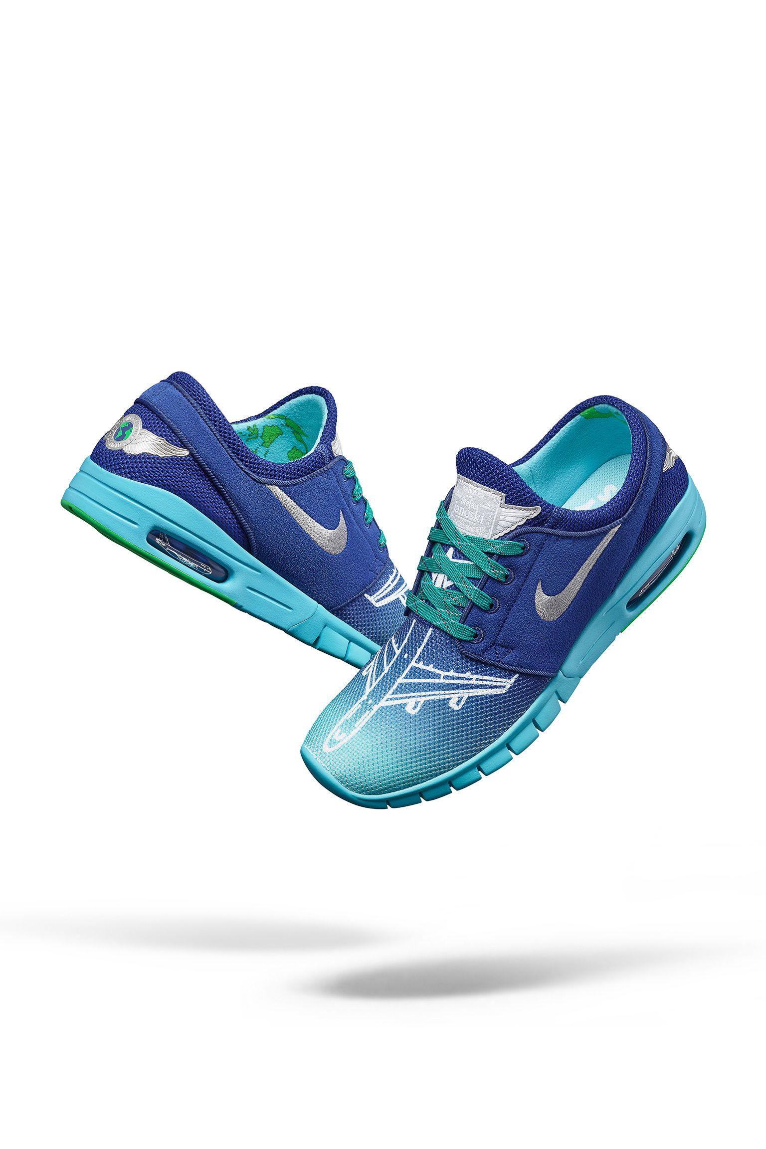 Corwin's Nike SB Stefan Janoski Max (Doernbecher)