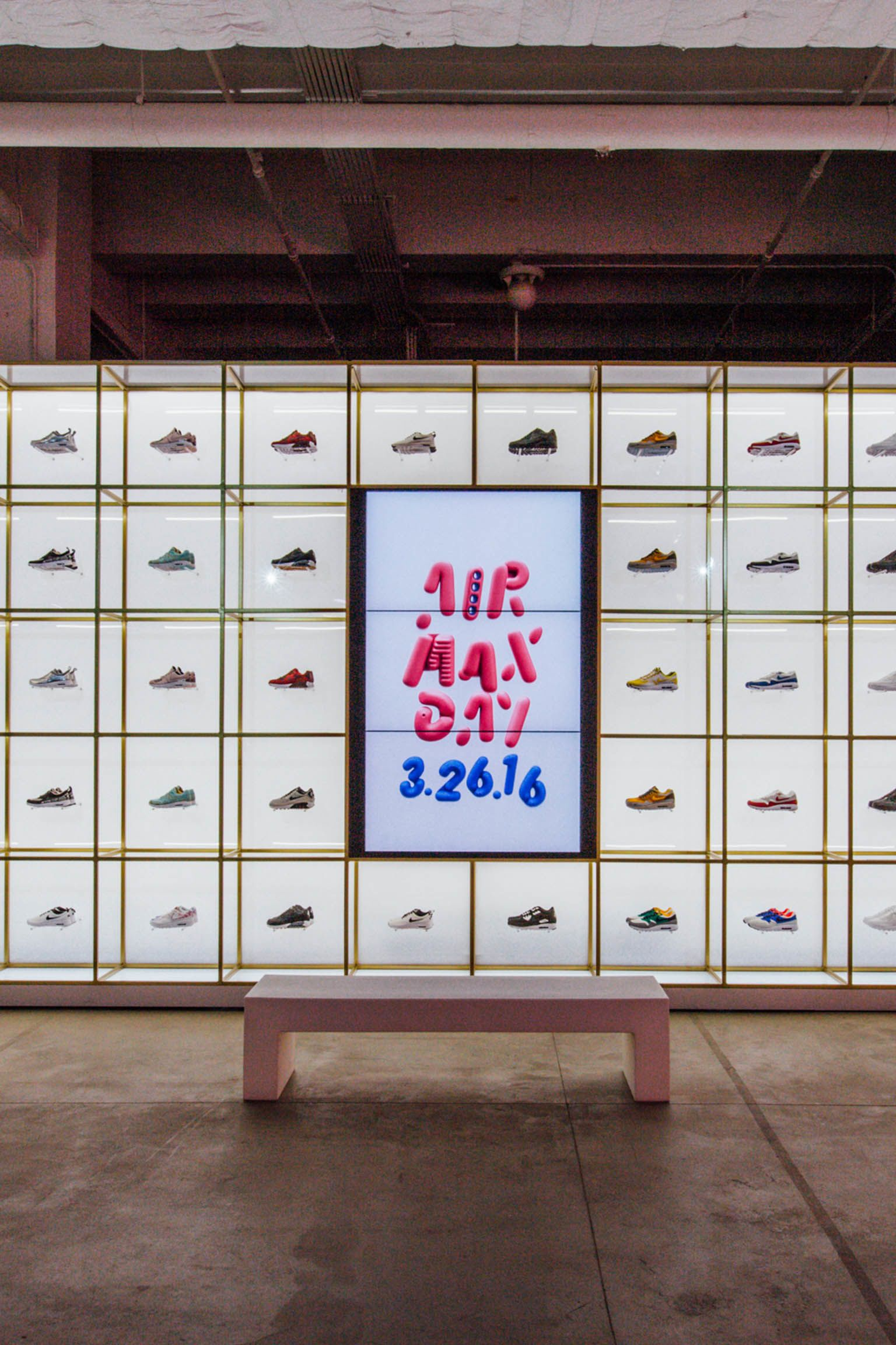 Nike Air Max Con NYC: First Look. Nike SNKRS