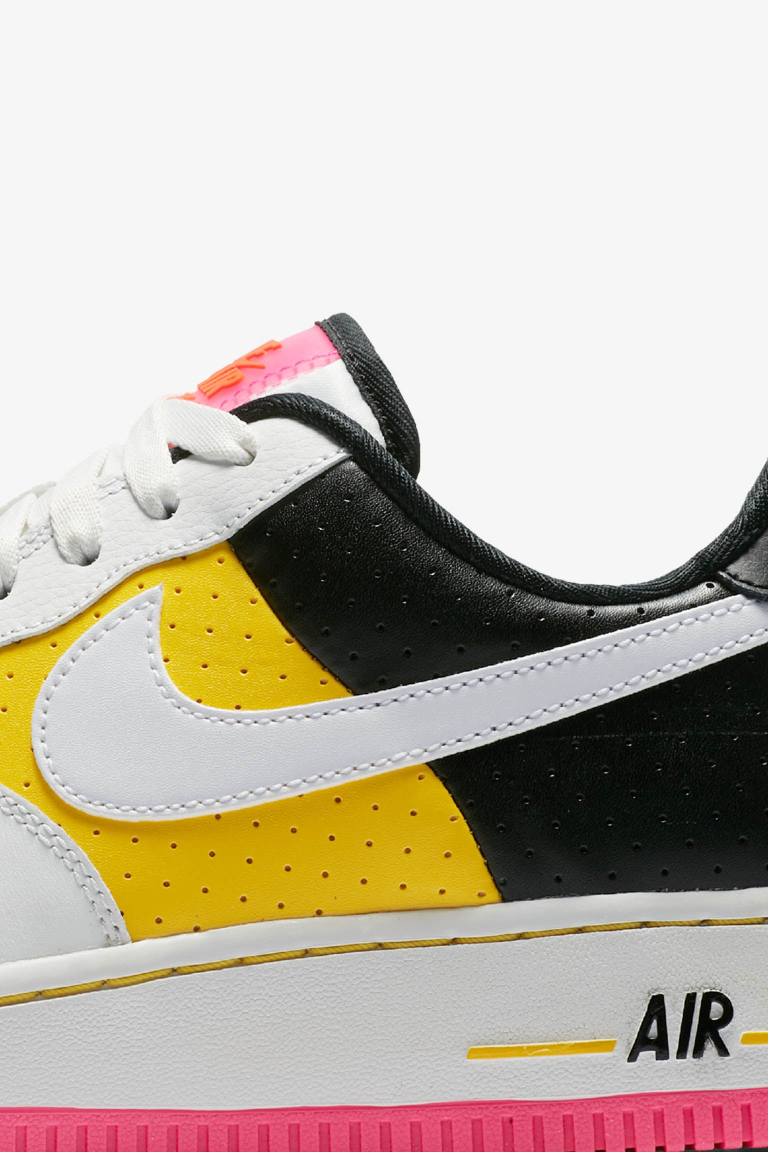 Nike Women's Air Force 1 Moto 'Tour Yellow' Release Date. Nike SNKRS