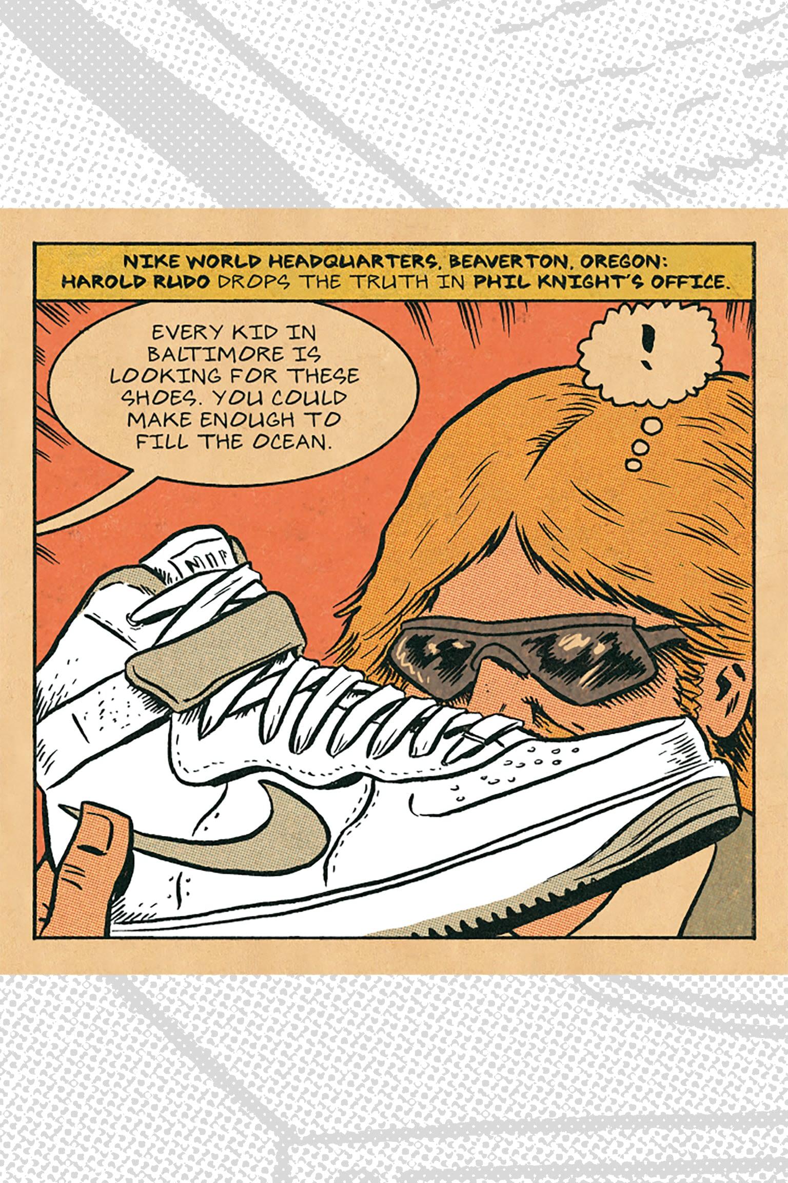 air force 1 comics