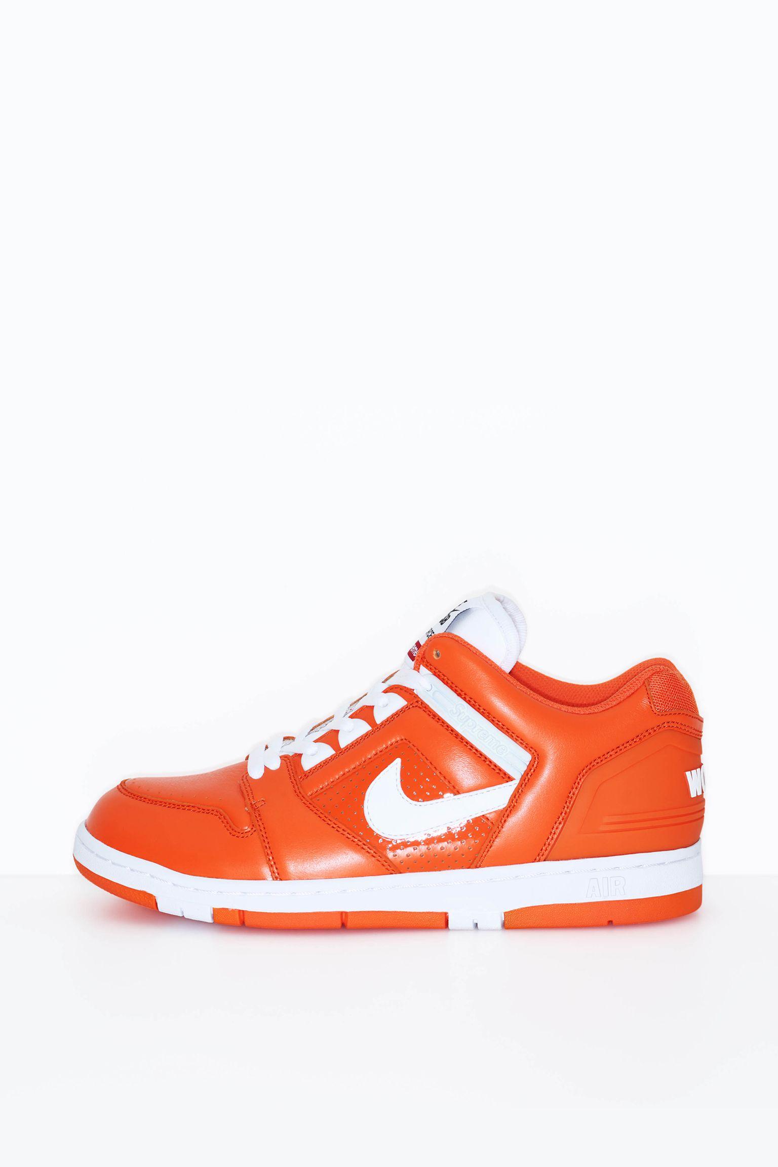 Nike SB Air Force 2 Low x Supreme