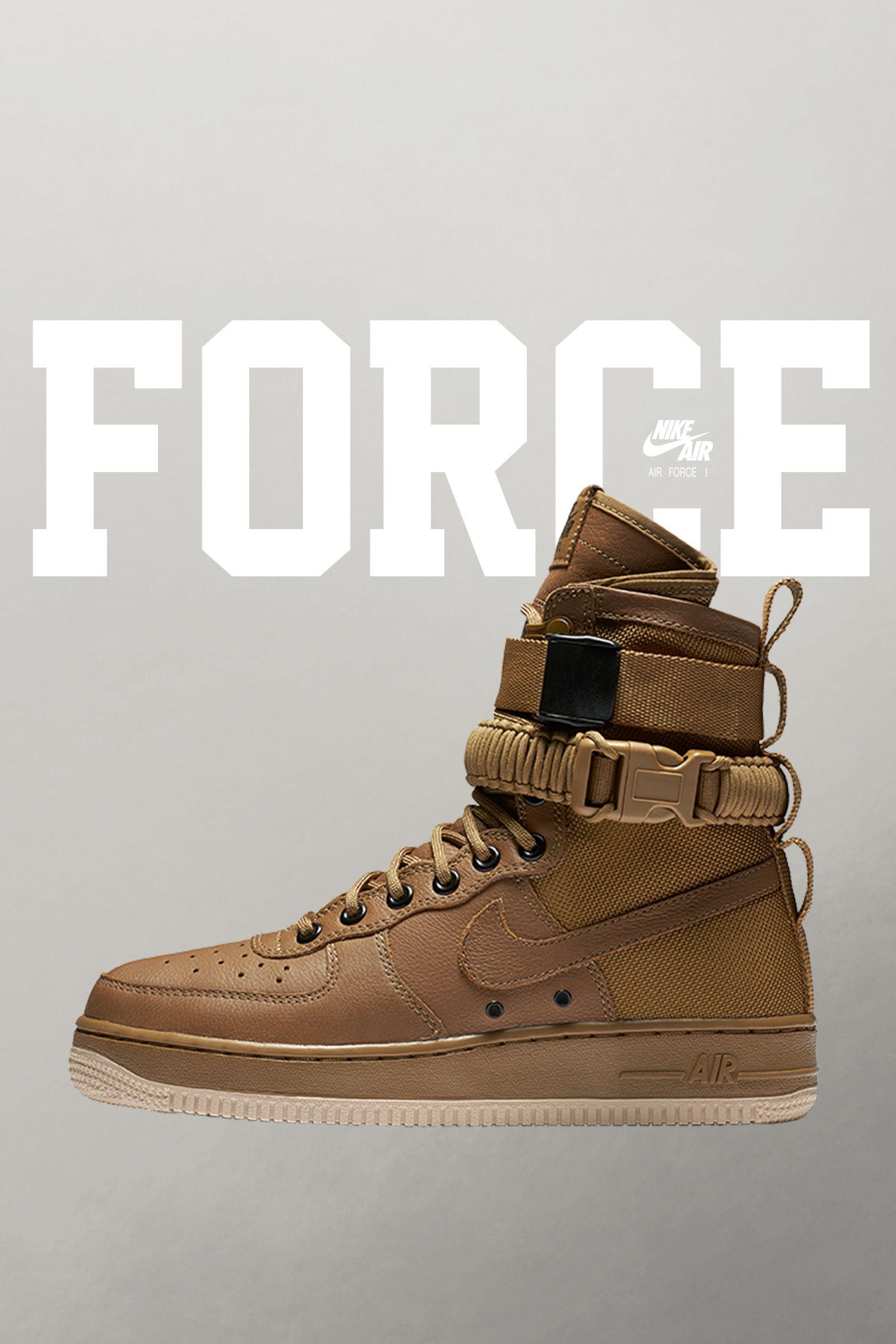 air force 1 field