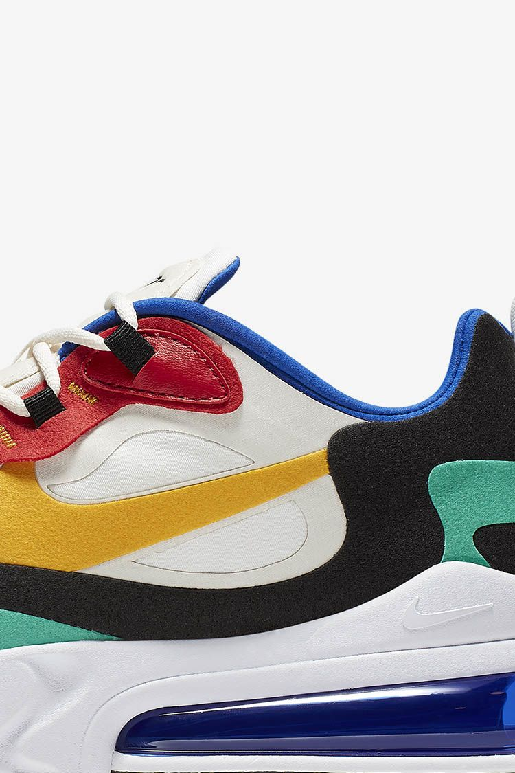 Nike Air Max 270 React 'Bauhaus' Release Date. Nike SNKRS