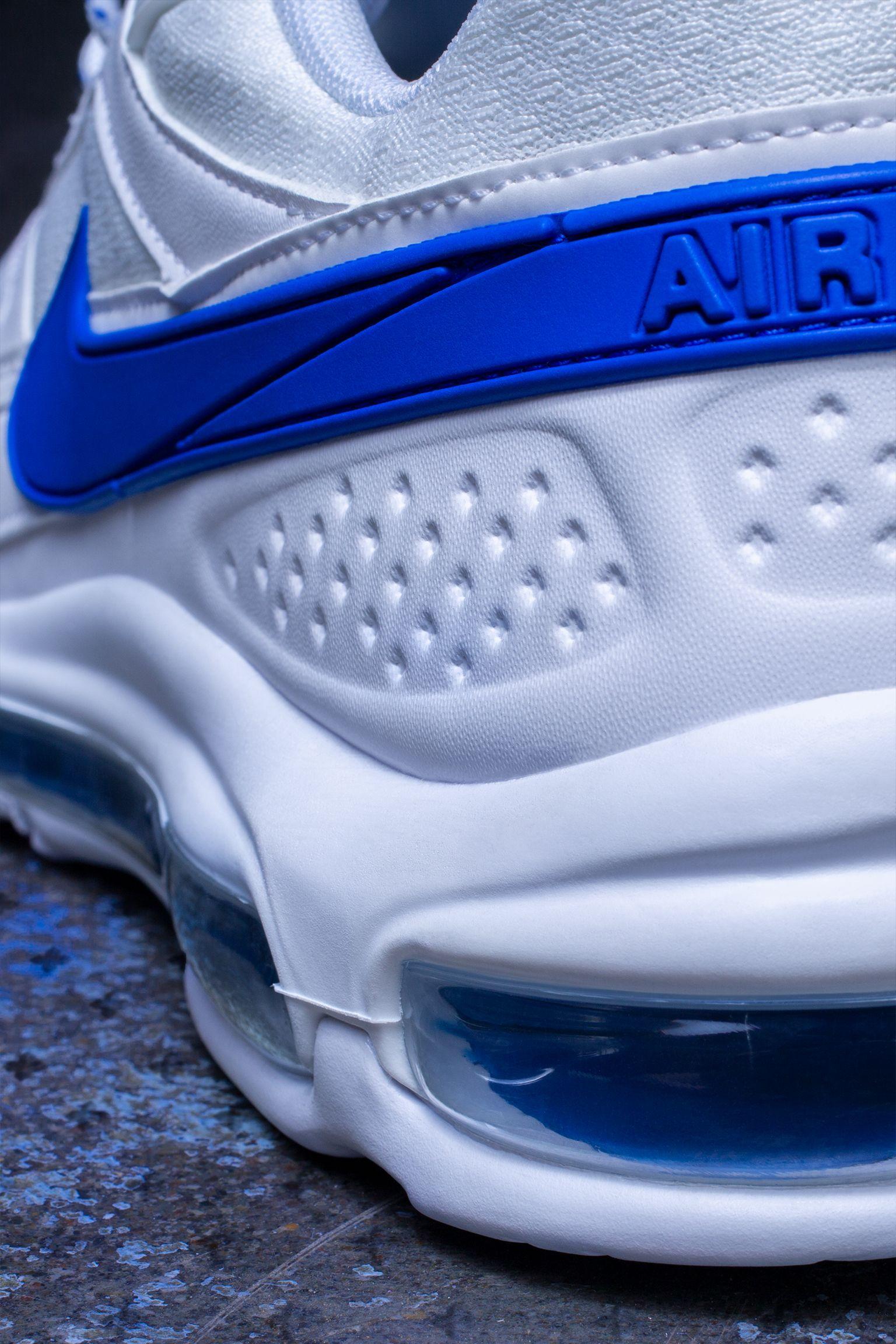 À l'origine du design : Air Max 97/BW Skepta. Nike SNKRS FR