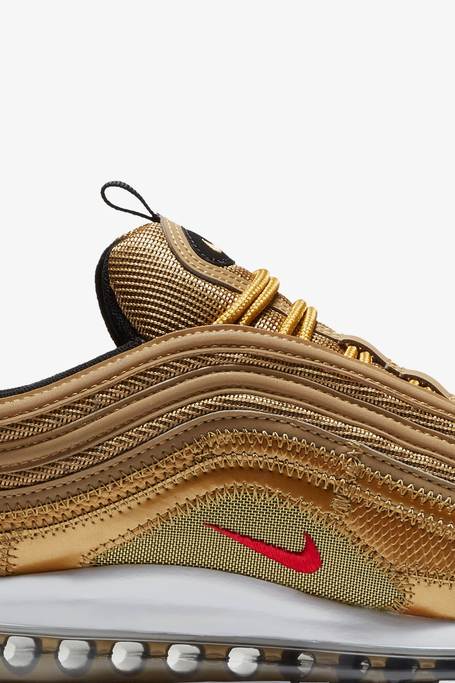 Nike Air Max 97 CR7 'Golden Patchwork' Release Date. Nike SNKRS GB