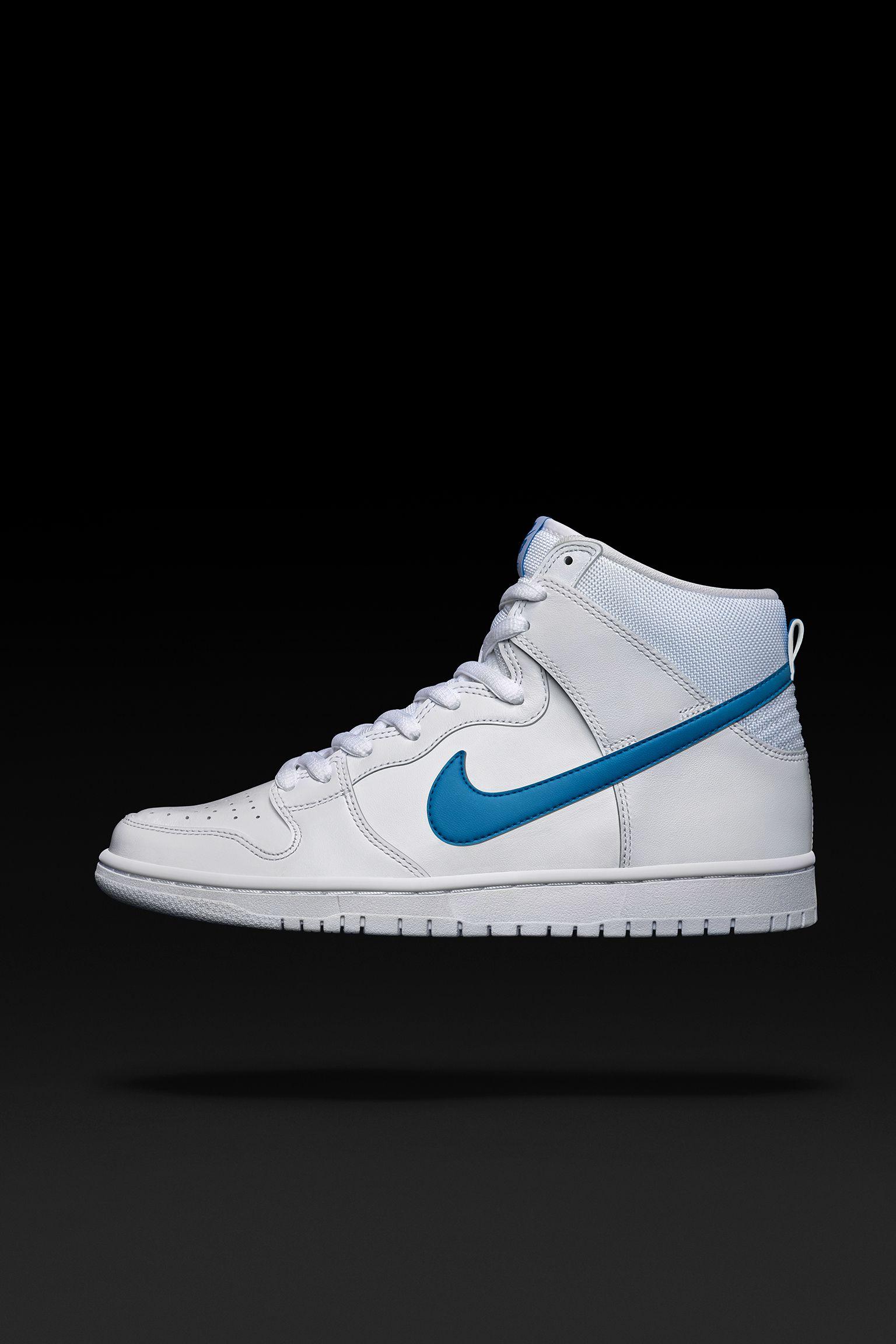 Nike SB Dunk High Pro 'Mulder'