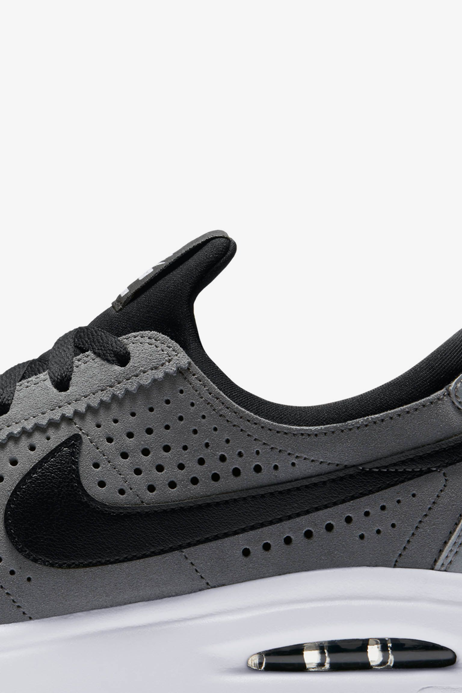 Nike SB Air Max Bruin Vapor 'Cool Grey'. Nike SNKRS LU
