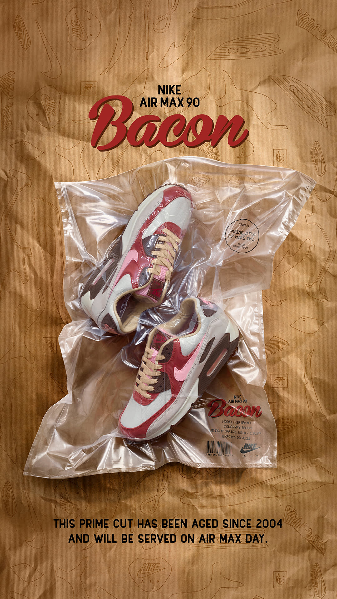 【NIKE公式】SNKRS Special: Air Max 90 'Bacon'