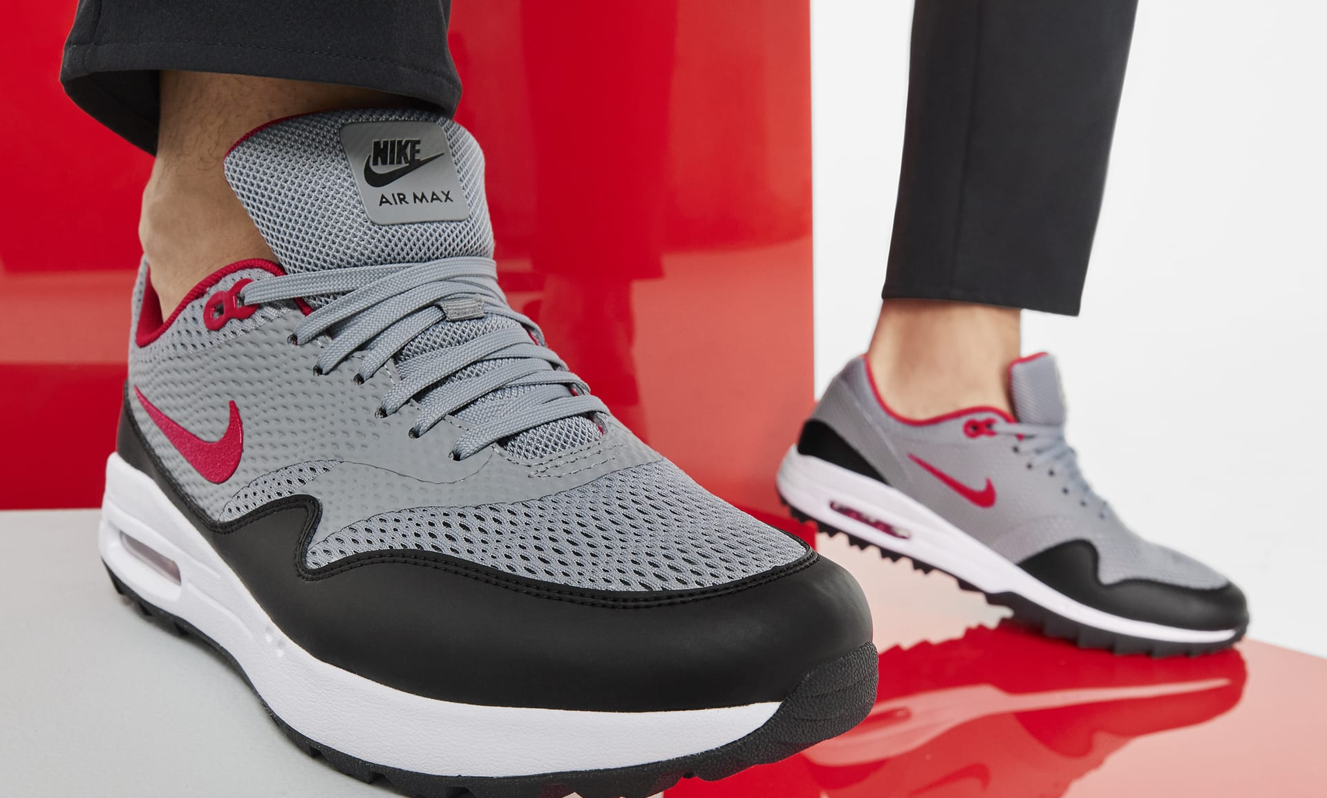 Nike Air Max 1 G Men's Golf Shoes. Nike.com