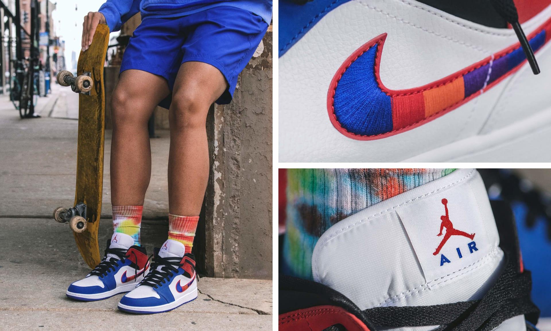Constituir taza Máquina de recepción  Air Jordan 1 Mid SE Men's Shoe. Nike ID