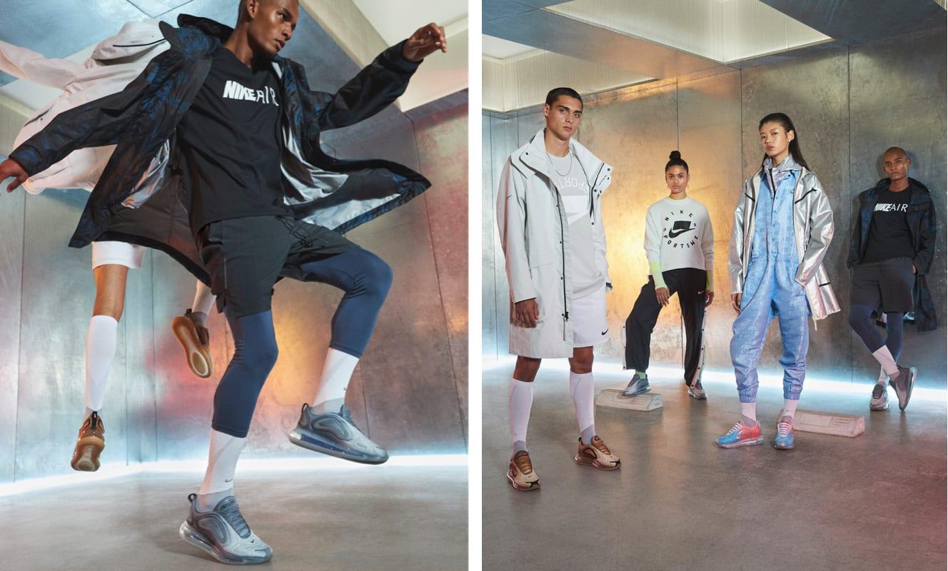 recuperación florero Soviético  Nike Air Max 720 Men's Shoe. Nike.com