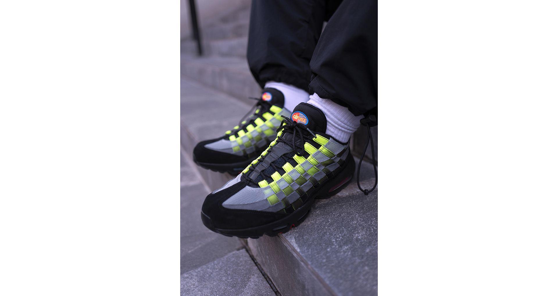 City Gear Blog This Week's Heat: Nike Air Max 95 SE, Nike