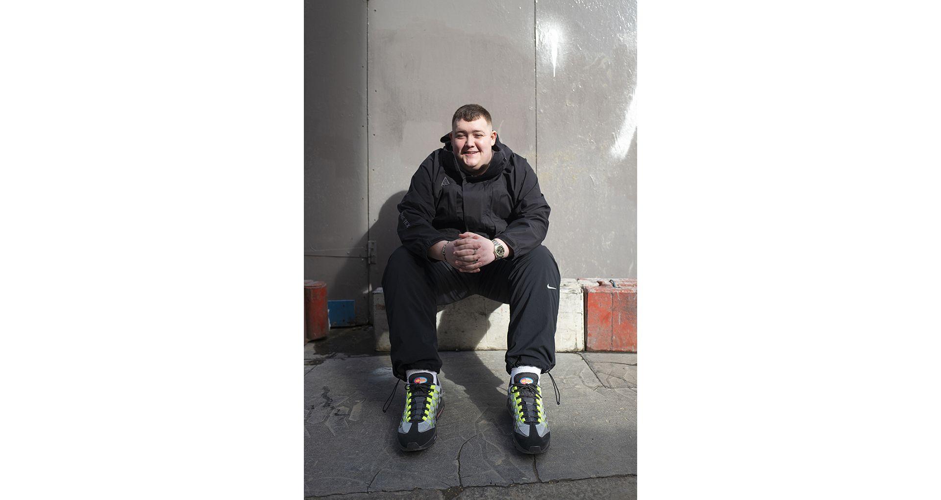 Air Max Day 2020: Rhys McKee. Nike SNEAKRS SE