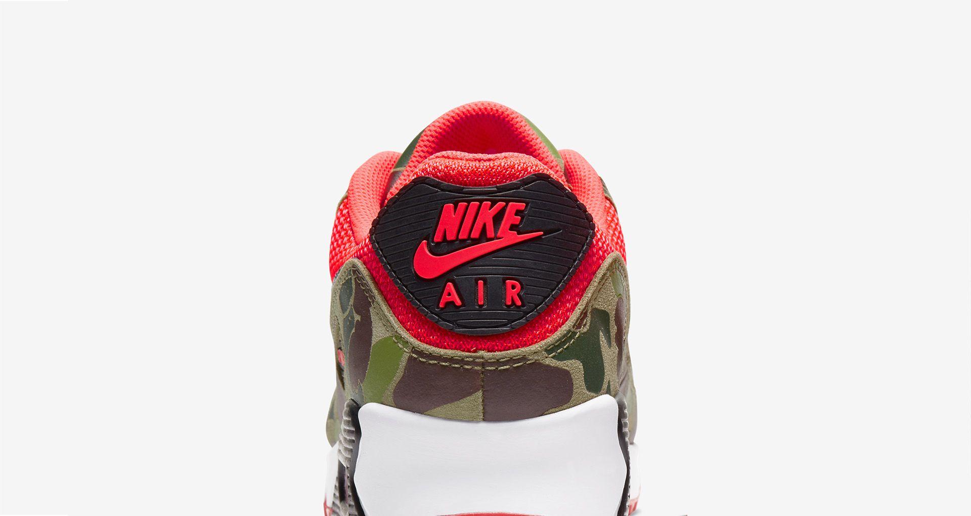 Nike Air Max 90 'Infrared Duck Camo