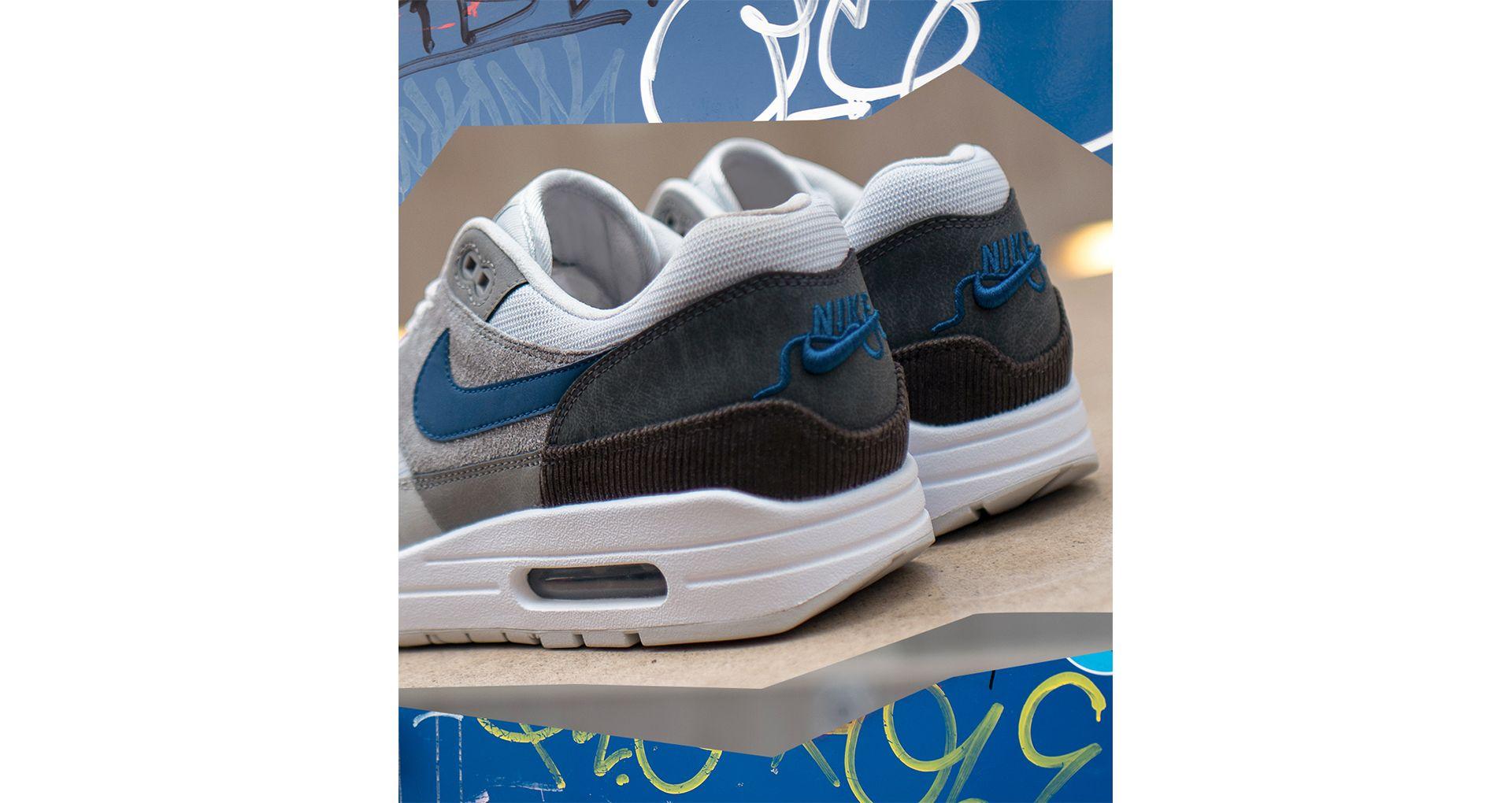 Het verhaal achter het design: Air Max 1 'City Pack'. Nike
