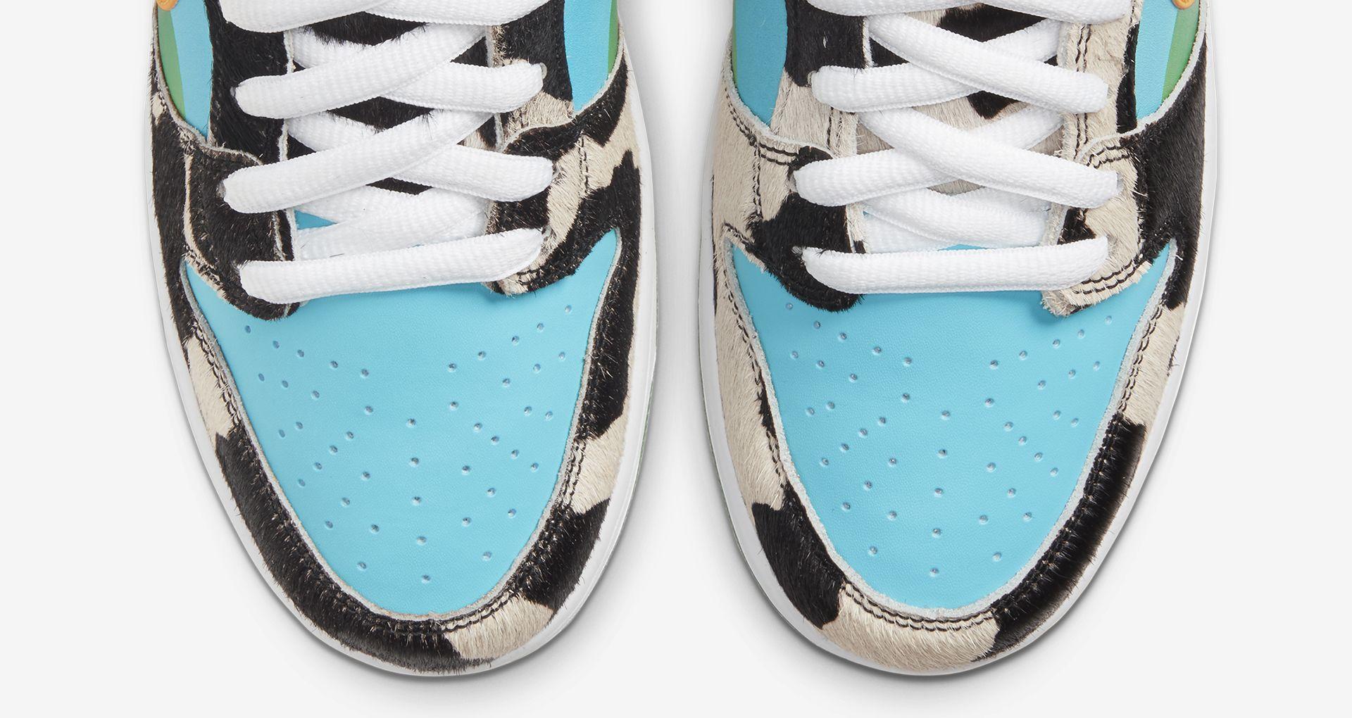 "Ben & Jerry's x Nike SB – Dunk Low ""Chunky Dunky"""