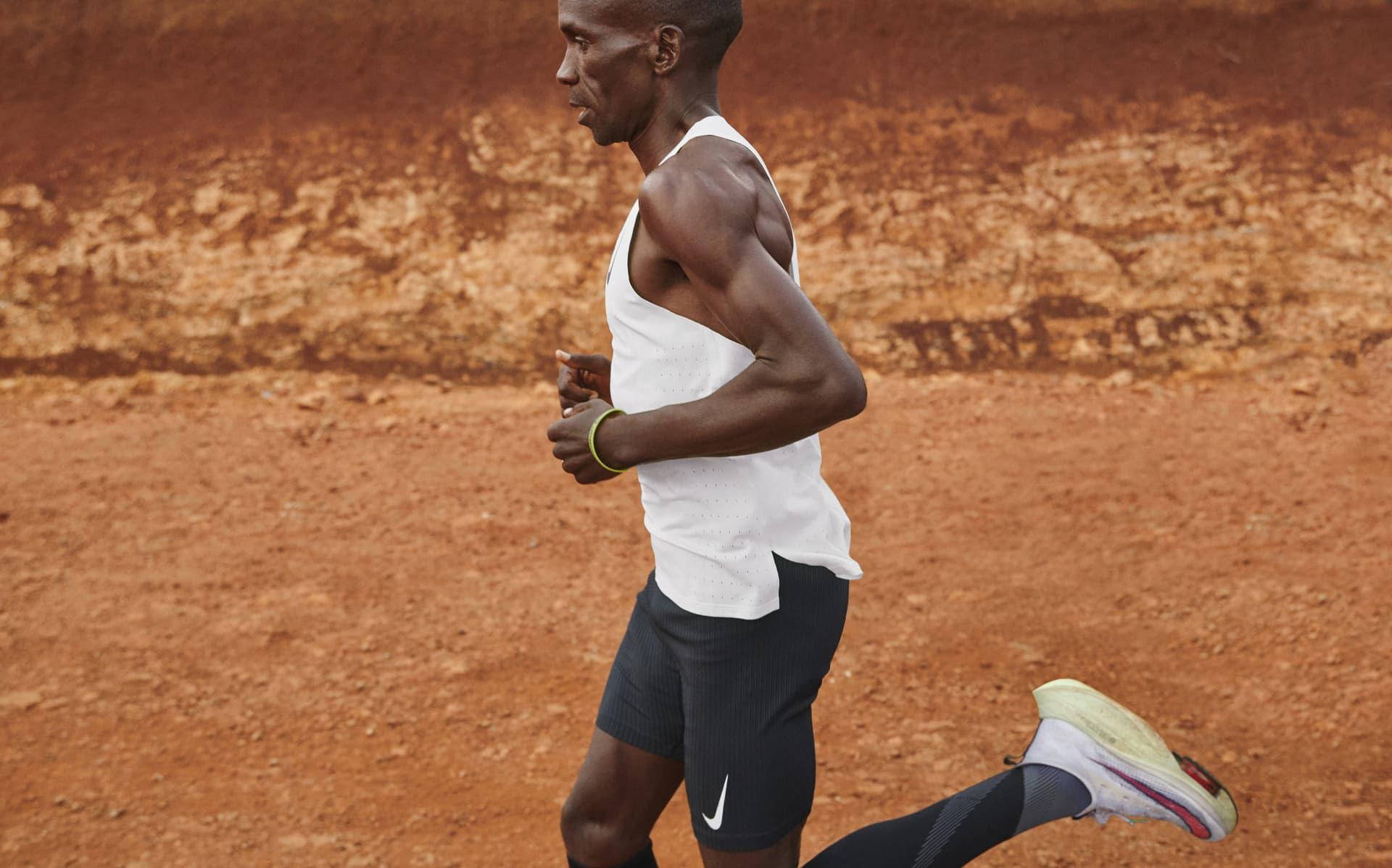 Wie füge ich in der Nike Run Club App einen Lauf hinzu?